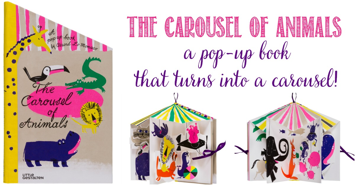 Carousel Of Animals Reviewed by Castle View Academy