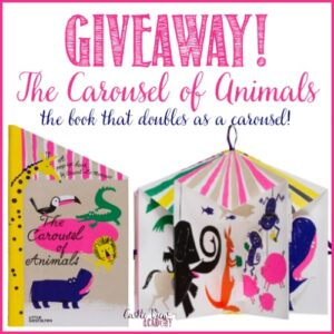 Carousel of Animals Giveaway at Castle View Academy homeschool