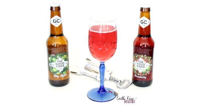 Castle View Academy enjoys the Good Cider