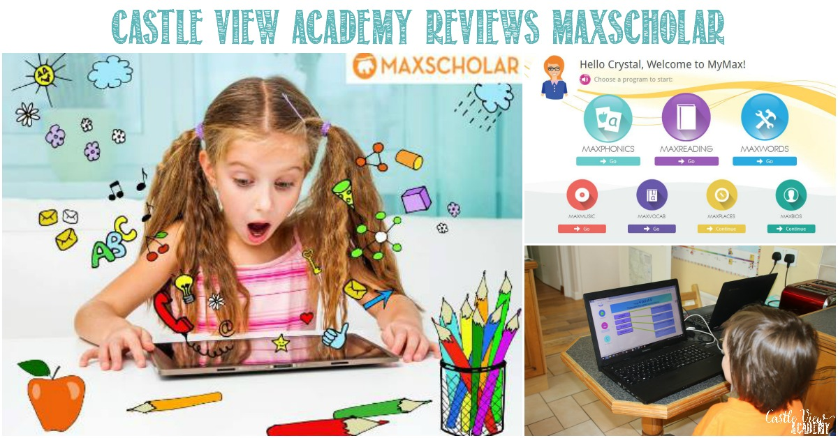 Castle View Academy reviews MaxScholar
