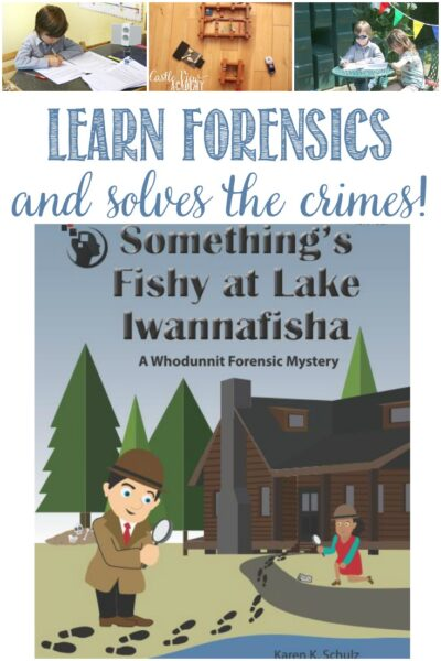 Castle View Academy reviews Something's Fishy at Lake Iwannafisha by the Critical Thinking Co