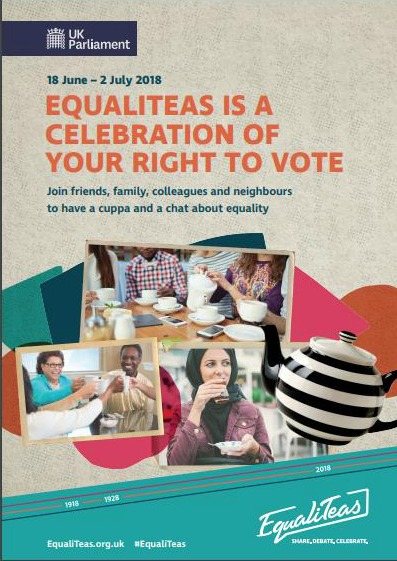 Equaliteas right to vote