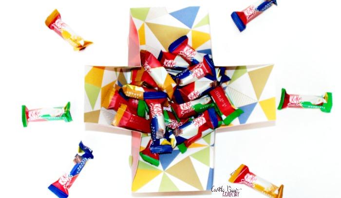 KitKat Senses at Castle View Academy