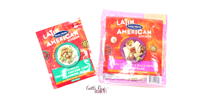 Latin American Kitchen at Castle View Academy