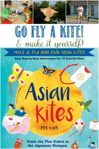 Asian Kites reviewed by Castle View Academy homeschool