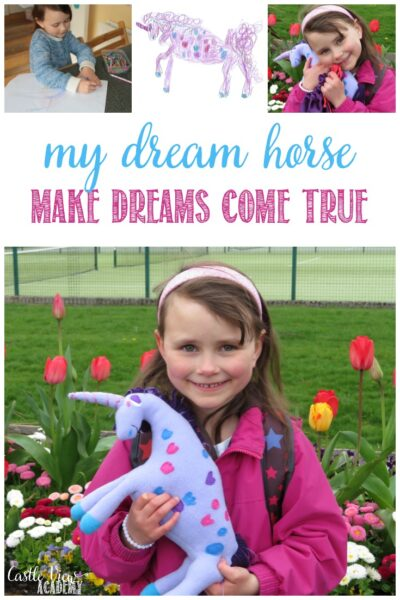 Castle View Academy makes a Dream Horse with Petplan Equine
