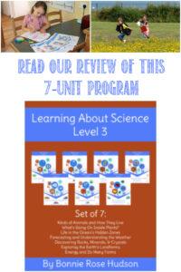 Castle View Academy reviews WriteBonnieRose Science program