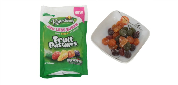 Fruit Pastilles reviewed at Castle View Academy