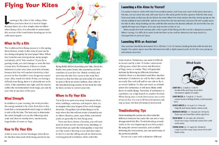 How to fly a kite with Tuttle