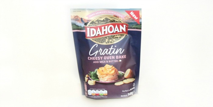 Idahoan Gratin reviewed at Castle View Academy
