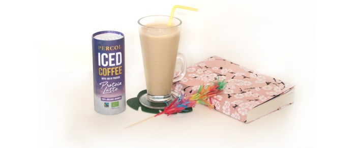 Percol Iced Coffee at Castle View Academy