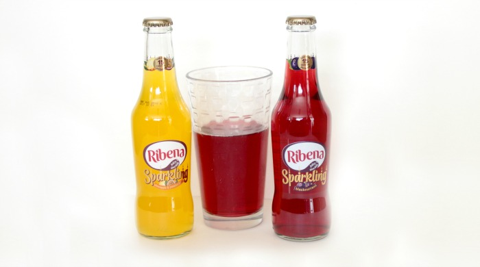 Ribena Sparkling at Castle View Academy