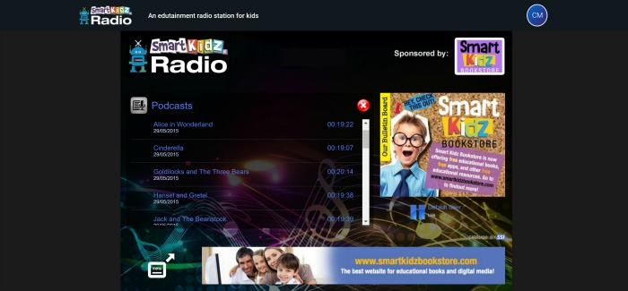 Smart Kidz Podcasts and Castle View Academy