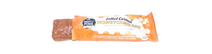 salted caramel honeycomb
