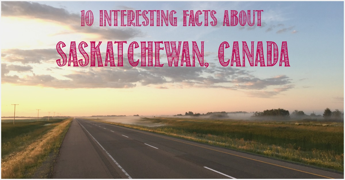 10 Interesting facts about Saskatchewan, Canada with Castle View Academy