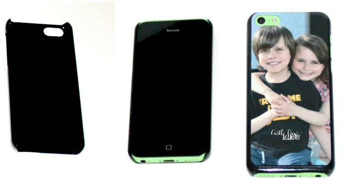 Castle View Academy designed a phone case