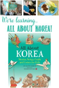 Castle View Academy homeschool is Learning All About Korea