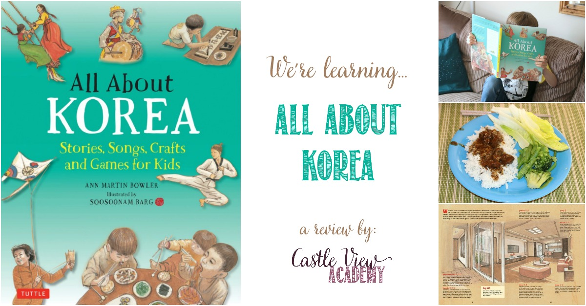 Castle View Academy is Learning All About Korea