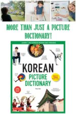 Castle View Academy reviews Korean Picture Dictionary