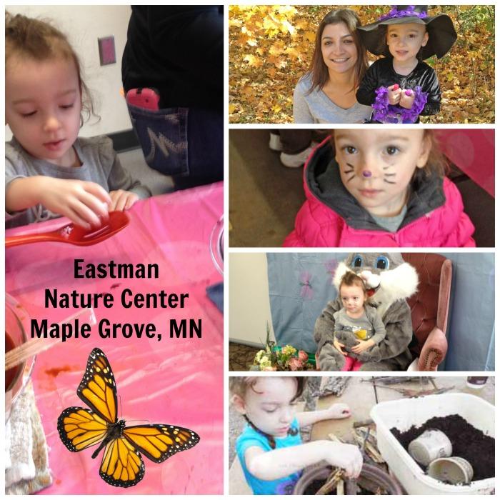 Eastman Nature Center Maple Grove MN