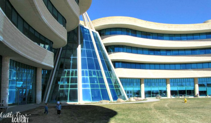 First Nations University of Canada in Regina, Saskatchewan with Castle View Academy