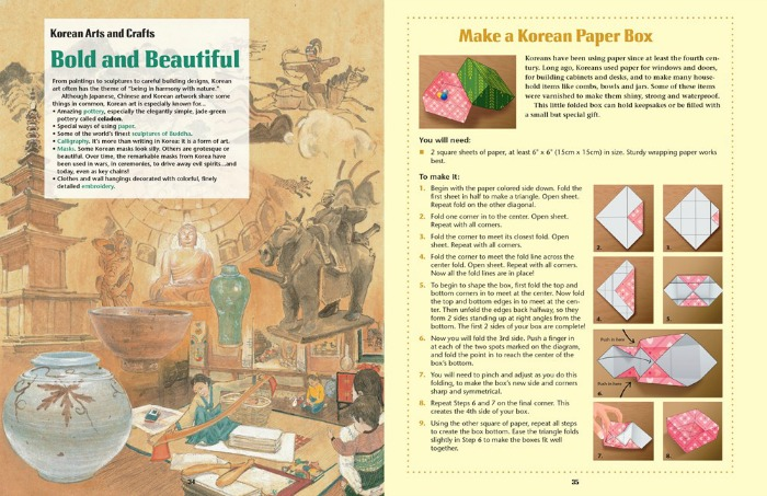 Korean Arts and Crafts