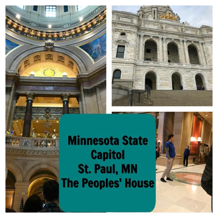 Minnesota State Capitol St Paul Minneosta