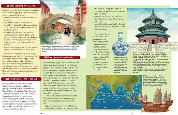 All About China book