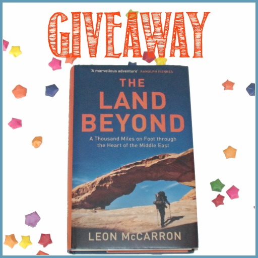 Castle View Academy giveaway of the Land Beyond by Leon McCarron