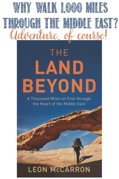 Castle View Academy homeschool reviews The Land Beyond by Leon McCarron