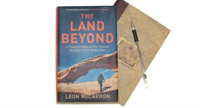 Castle View Academy reads The Land Beyond by Leon McCarron