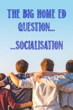 Castle View Academy talks about the big home ed question of socialisation
