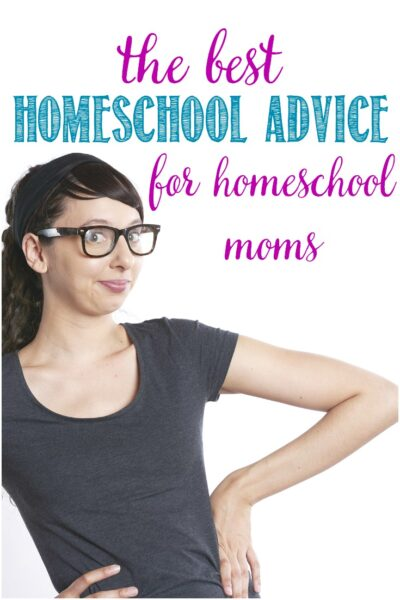 The best homeschool advice for homeschool moms at Castle View Academy homeschool
