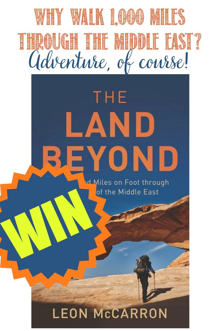The Land Beyond by Leon McCarron: Review And #Giveaway
