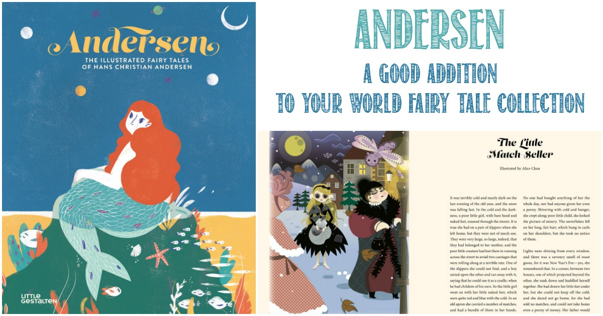 Andersen is a good addition to a fairy tale collection, a review by Castle View Academyr