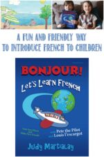 Castle View Academy homeschool reviews Bonjour! Let's Learn French
