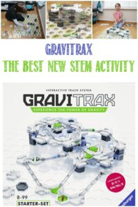 Castle View Academy homeschool reviews Gravitrax by Ravensburger