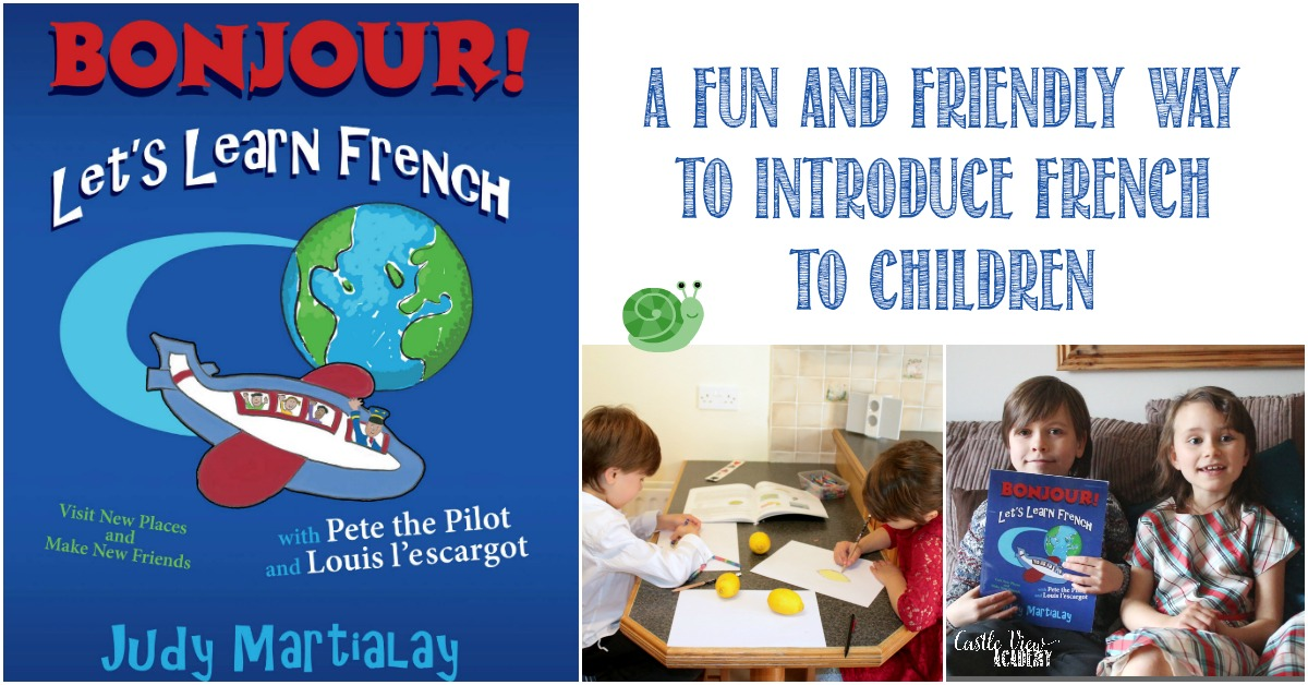 Castle View Academy reviews Bonjour! Let's Learn French
