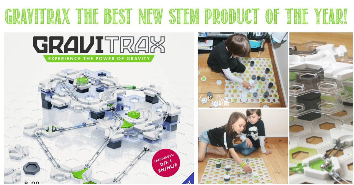 Castle View Academy reviews Gravitrax by Ravensburger
