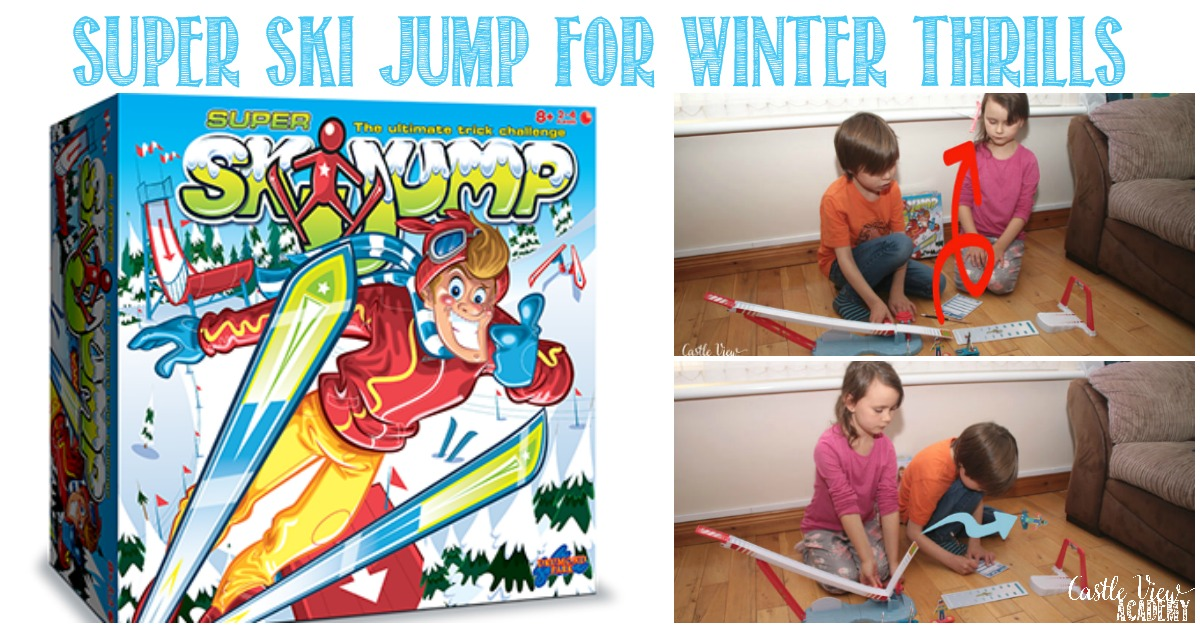 Castle View Academy reviews Super Ski Jump by Drumond Park