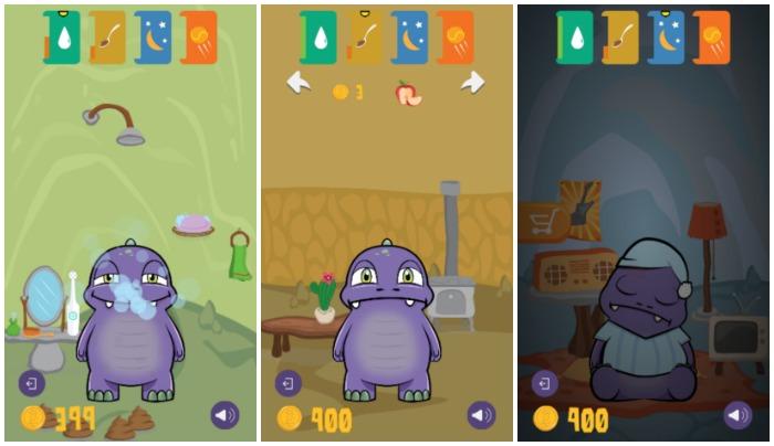 Deeno-Saur games
