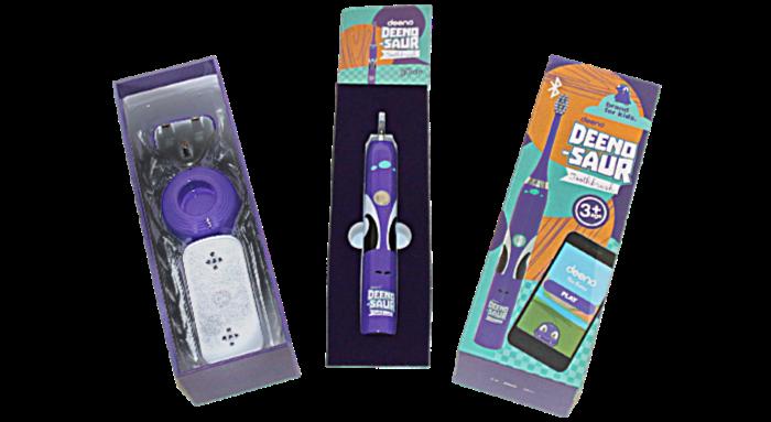 Deeno-Saur toothbrush