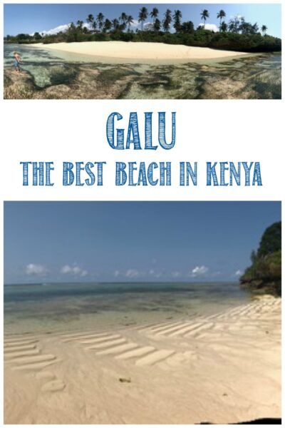 Galu - The Best Beach In Kenya, a guest post for Castle View Academy homeschool