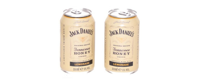 Jack Daniel's Tennesse Honey Lemonade review at Castle View Academy