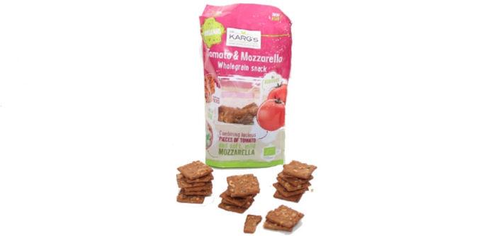 Karg's Tomato & Mozzerella Wholegrain Snacks
