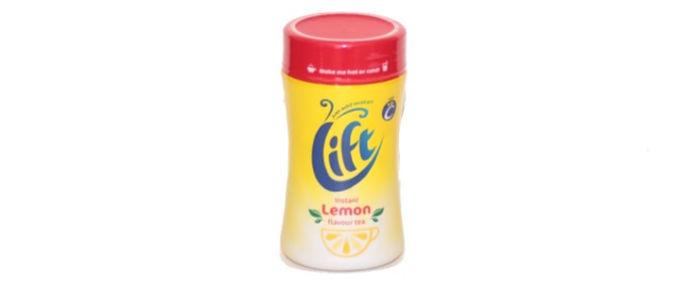 Lift Lemon tea review at Castle View Academy