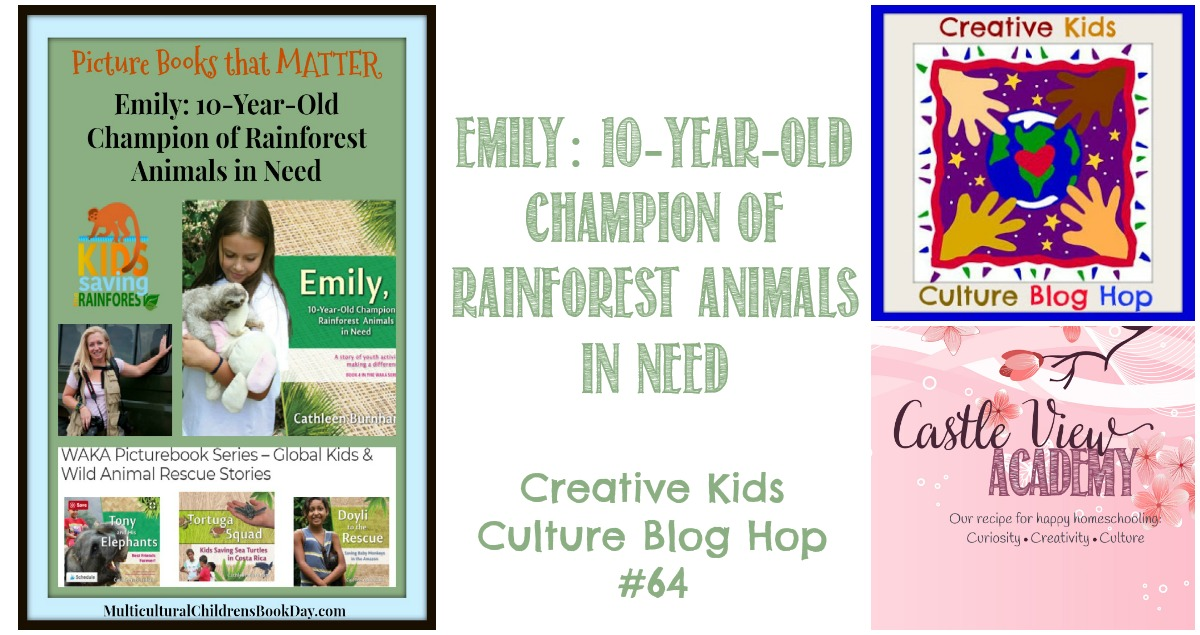 CKCBH Champion of Rainforest Animals at Castle View Academy homeschool