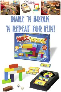Castle View Academy homeschool reviews Make 'N Break