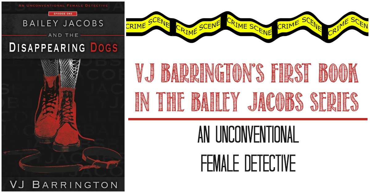 Castle View Academy reviews Bailey Jacobs and the Disappearing Dogs by VJ Barrington