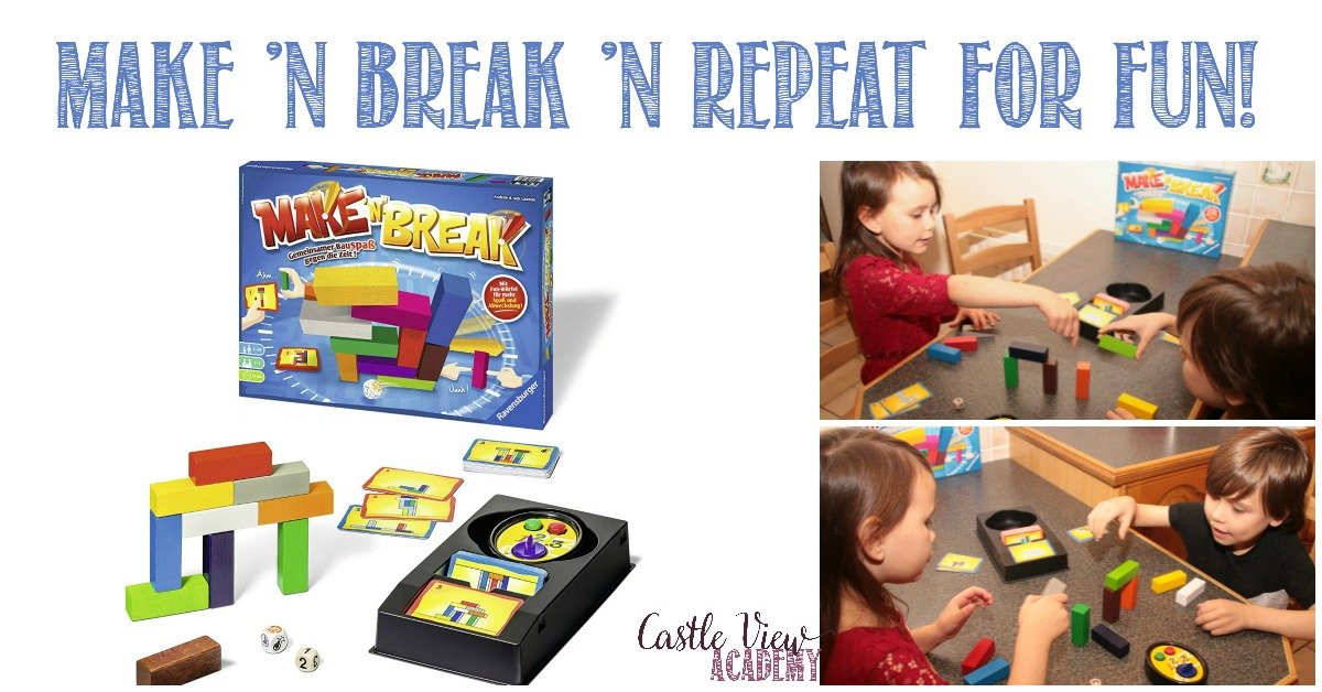 Castle View Academy reviews Make 'N Break